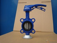 casting steel water gate valve/cast steel flange water valve/Carbon Steel Sea Water Butterfly Valve