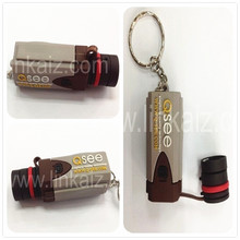 8gb 16gb custom usb stick bottle shape PVC OEM Gift USB Flash