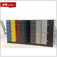 New design locker box steel shoes locker