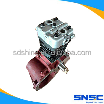 Sino truck parts, sino truck parts compressor, sino truck parts AZ1560134007 air compressor, sino truck parts compressor