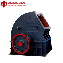 high quality heavy hammer crusher hard stone rock ore crusher crushing in road constuction application