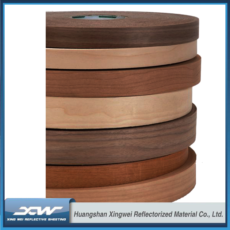 Made In China Industrial Furniture Decorative Wood Finished Rubber Countertop Edging Strip