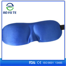 Personalized neoprene funny 3D travel rest sleeping eye mask wholesale