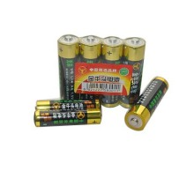 High Capacity 1.5V Lr03 Zn/Mno2 Alkaline Battery AAA Battery