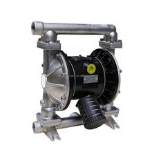 Stainless steel diaphragm pump for bee milk