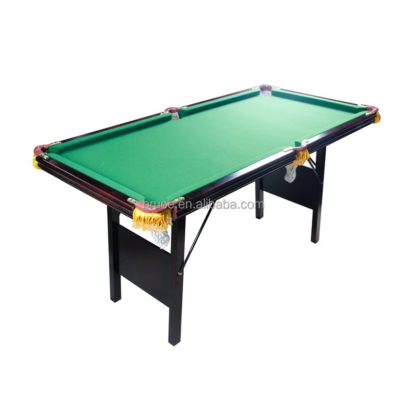 Mini folding kids billiard removable pool table 5ft TC-05