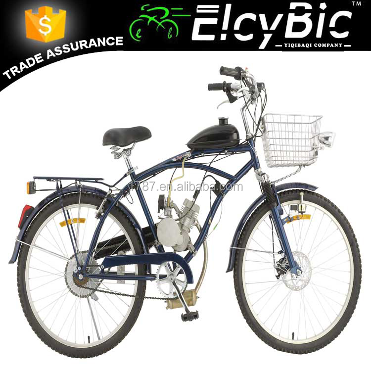 60cc 2-stroke engine powered gas bicycle(E-GS103)