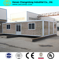 movable container house/prefab cabin container house/warehouse prefabricated house