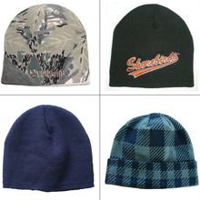 Wholesale Custom hat and scarf crochet patterns Beanies