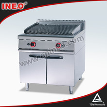 Indoor Commercial Stainless Steel Flat Gas Vertical Grill/Plancha Grill/Vertical BBQ Grill