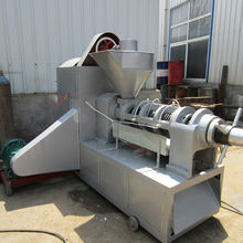Combined sesame avocado oil extraction machine