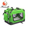 Foldable steel pipe and oxford material pet carrier dog kennel pet carrier bag top sales