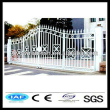 Competitive wrought iron folding gate