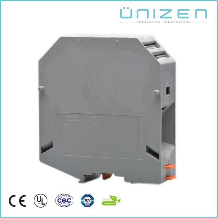 UNIZEN Power Distribution 309A Multi Pole screw type/New universal screw Combined Terminal Blocks