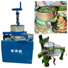 Hot sale autamatic or manual tea leaf rolling machine with best price