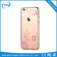 China Alibaba Cell phone cover for iphone 6 series with good price