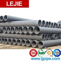 6 inch corrugated plastic drain pipe price sizes