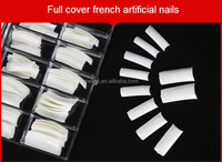 Wholesale false acrylic french nails tips