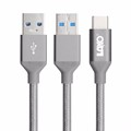 Laptops Computer USB 3.0 to USB 3.1 Type-C Cable for Smartphones