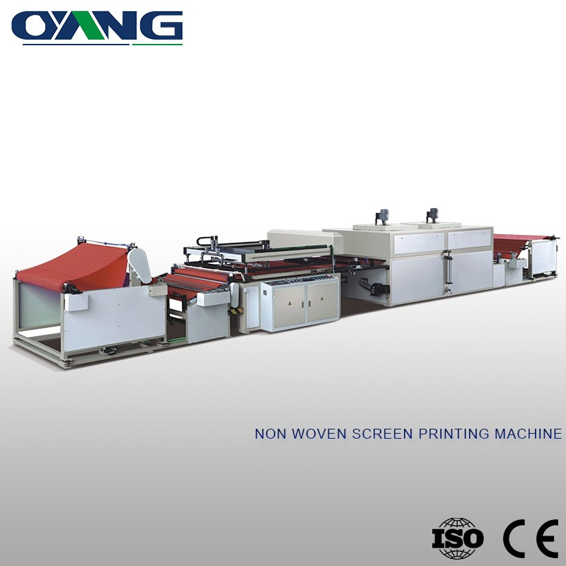 2017latest Hot selling Fully Automatic used t-shirt screen printing machinery