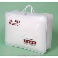pvc zipper quilt waterproof bag