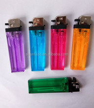 Big square Disposable Gas lighter Plastic Flint Cigarette lighter