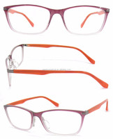 New fashion colorful promotional nylon cheap glasses frames for women