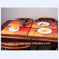 2014 high quality texilene place mat