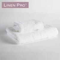 LinenPro Eliya Wholesale White Turkish 5 star Hotel 100% Cotton Hotel Towel