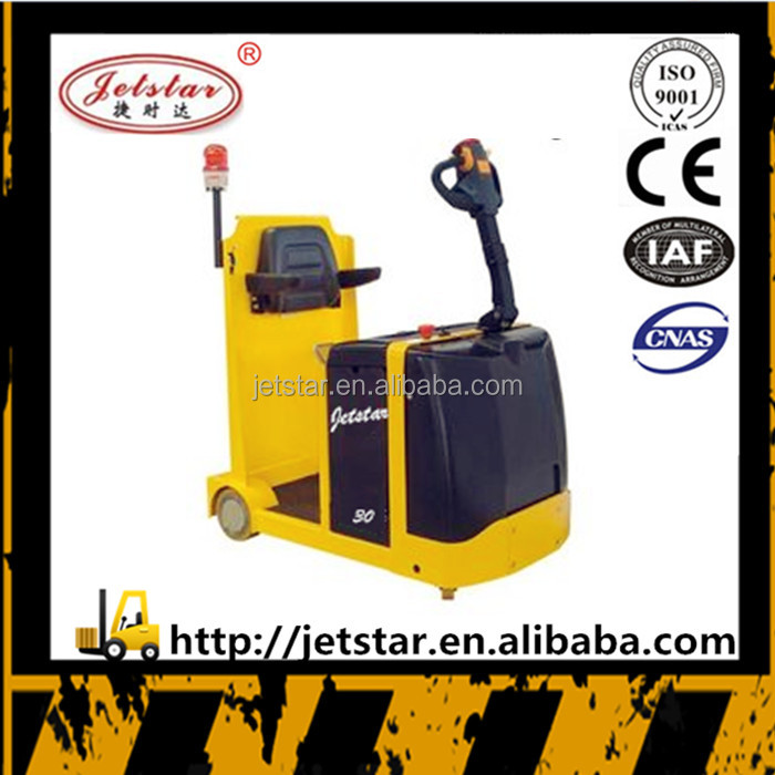 Jetstar 2016 new style 3 ton 24v electric pallet tractor truck