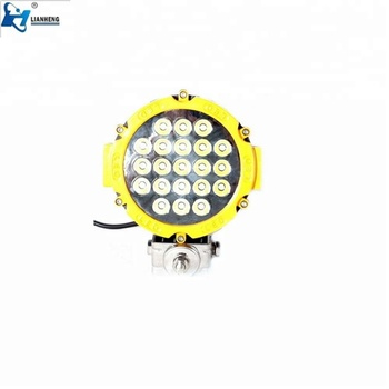 Factory price 61w LED working light for Truck Jeep strobe cars
