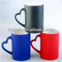 Magic cup color change,Hot water photo change mug,Colour changing cup manufacturer