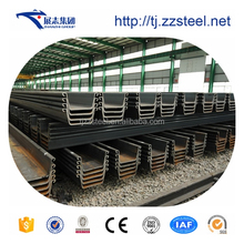 China Steel Sheet Piling in Stock