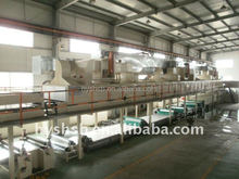 Aluminum Coil Colorful Coating Machinery Production Line