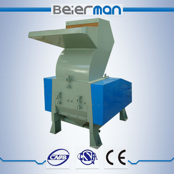 CE/SGS approved pet bottle crusher machine