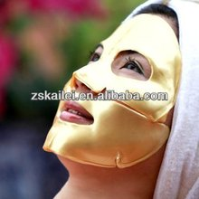 gold collagen crystal facial mask sheet face mask q10