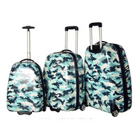Super September Twinstar Fashion Luggage Set