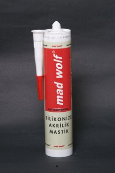 Mad Wolf Siliconized Acrylic Sealant