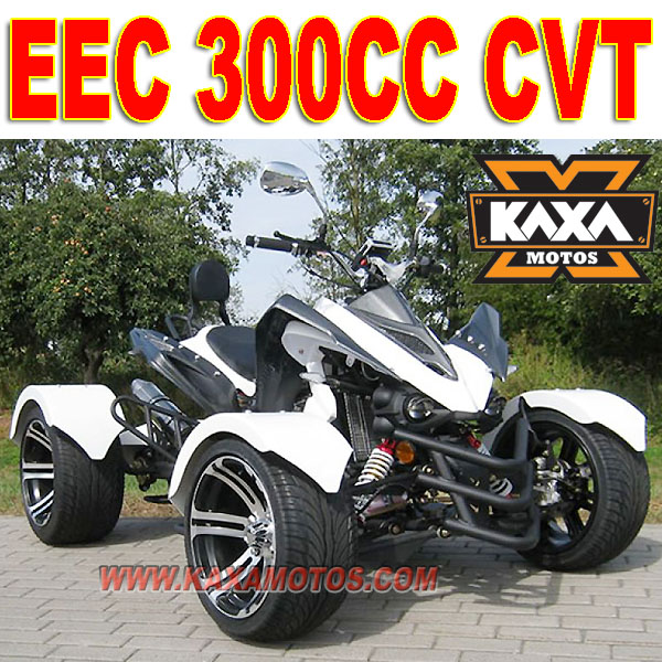 4 Wheel Motorcycle 300cc EEC