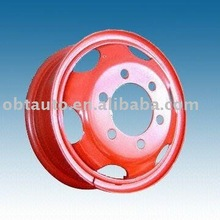 tractor spare part wheel rims 15.3*9.0