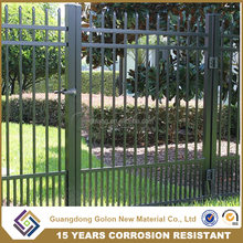 Customize models of gates and iron fence, metal fence / wrought iron fence panels