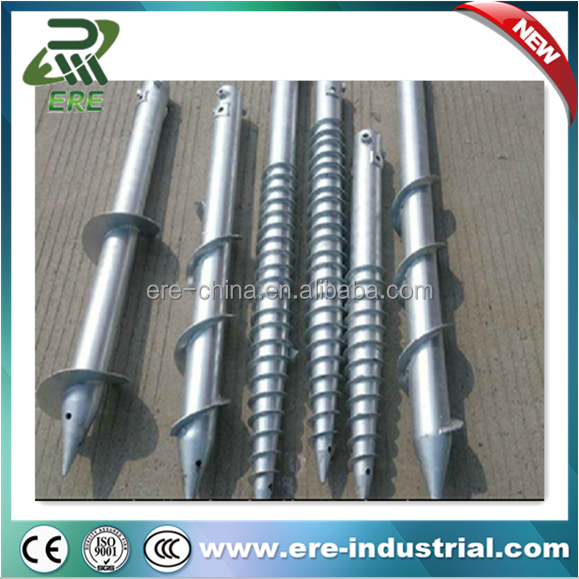 hot dipped umbrella fence earth auger anchor