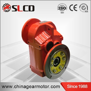 FC series parallel shaft helical gearbox