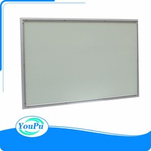 Aluminum alloy frame multi touch interwrite whiteboard smart board for sale