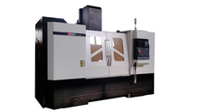 Mitsubishi controller cnc vmc vertical milling machine for metal processing