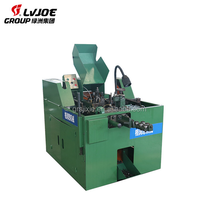 Automatic Solid / SEMI TUBULAR RIVETS making machine