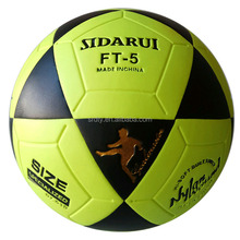 Wholesale Professional Office Size 5 PVC Material Laminited soccer ball