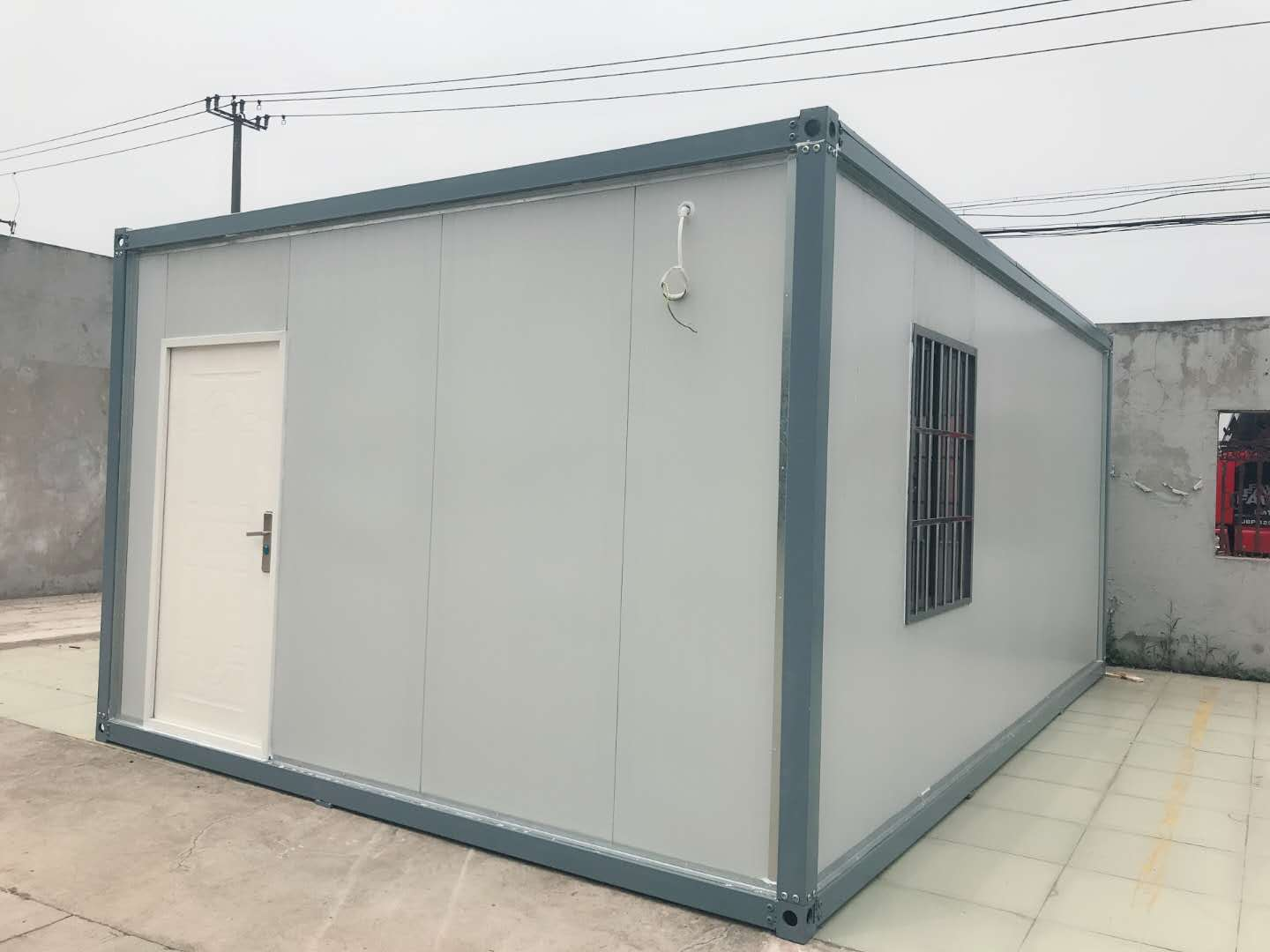Cheap Container Modular Prefab House Container homes for sale