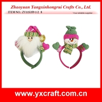 Professional wholesale colorful Christmas bow/headband