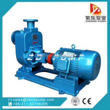 textile paper making sewage water ZW sludge pump